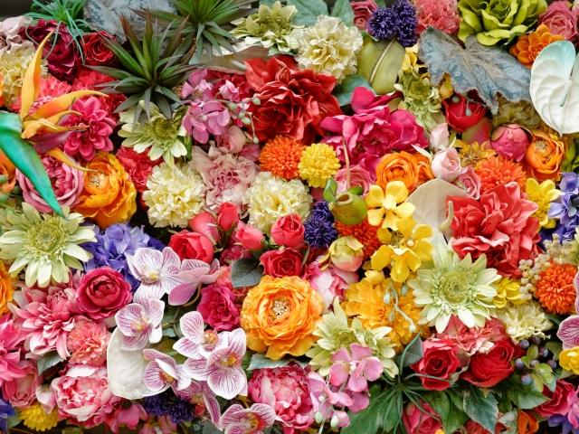 ブライダル花