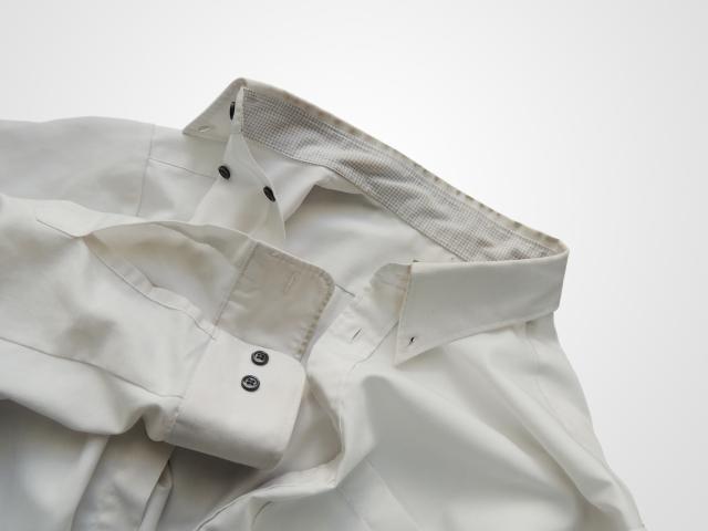 ワイシャツの汚れ-2