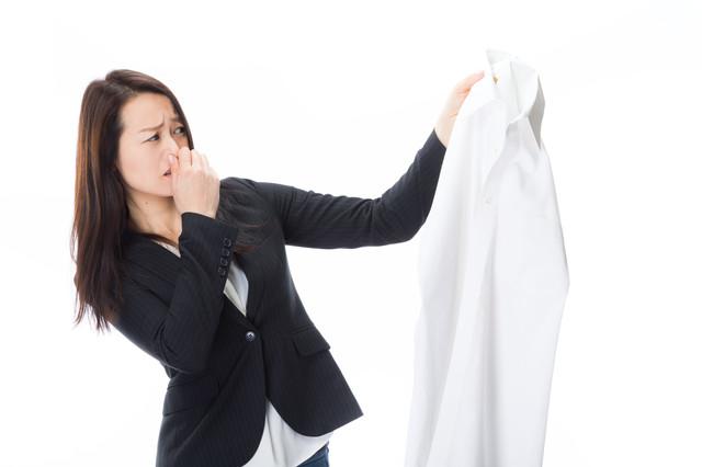 制汗対策シャツ