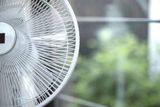 扇風機の電気料金