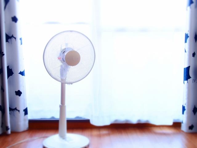 最近の扇風機
