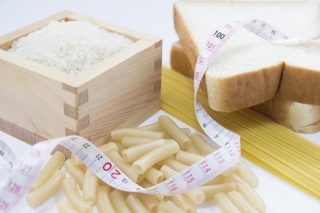 主食が一番太る!