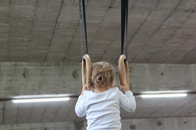 子供の体操も人気です!