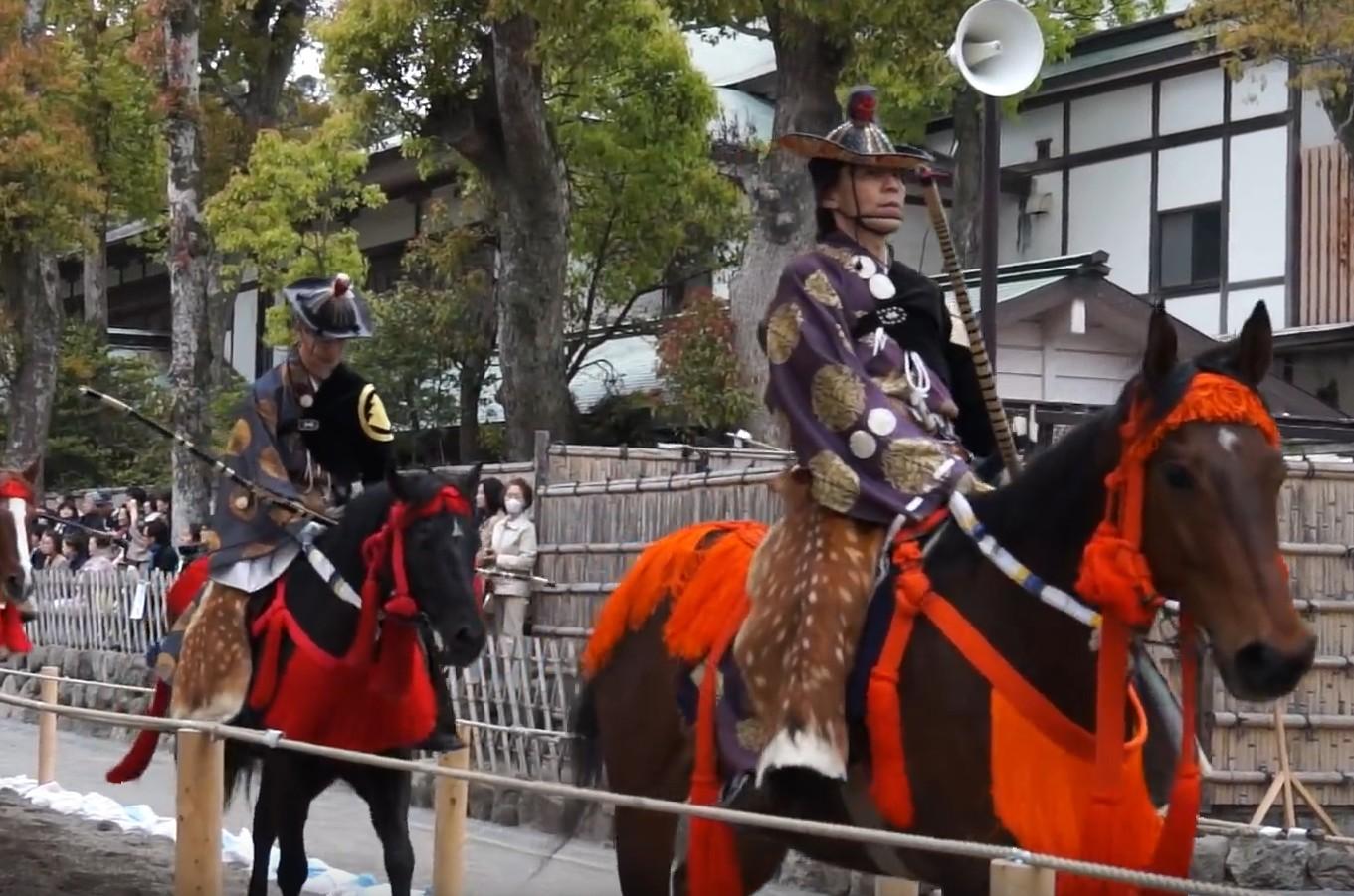 鎌倉 鶴岡八幡宮 流鏑馬