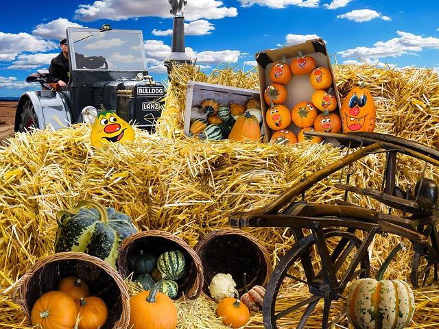 収穫祭の歴史