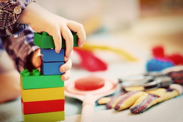 子供玩具の安全性