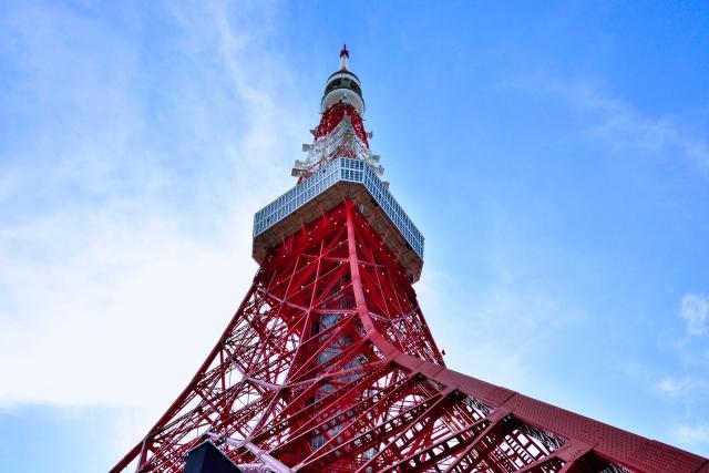 東京タワーやスカイツリーもよく使われます。
