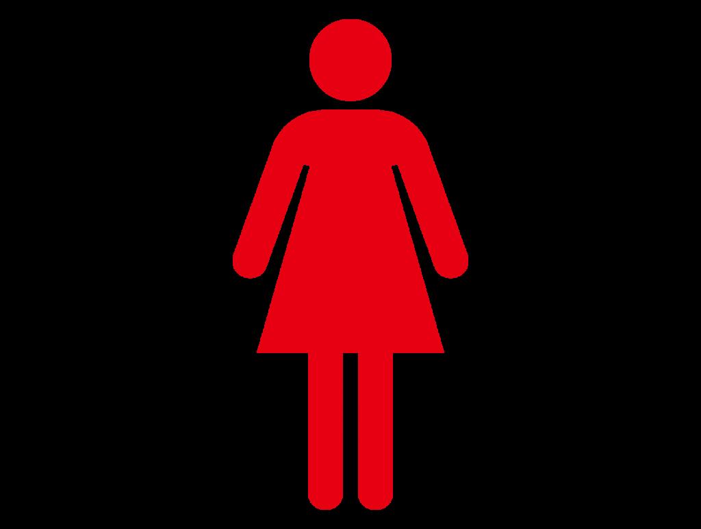 ウグイス嬢のトイレ事情